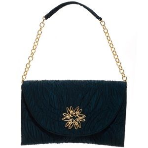 Womens Evening Bag Vintage Envelope Clutch